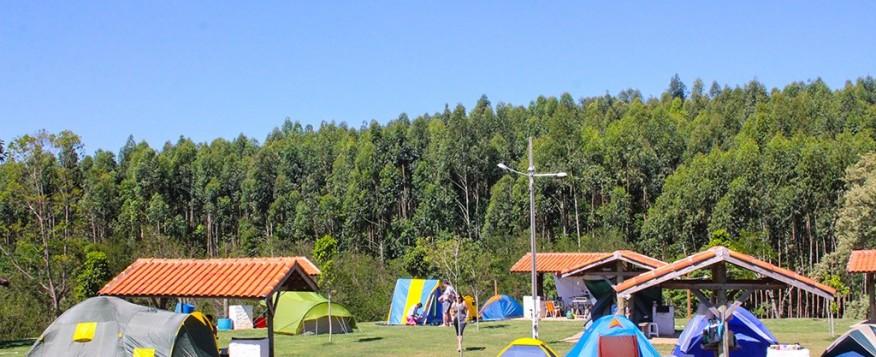 Área para Camping
