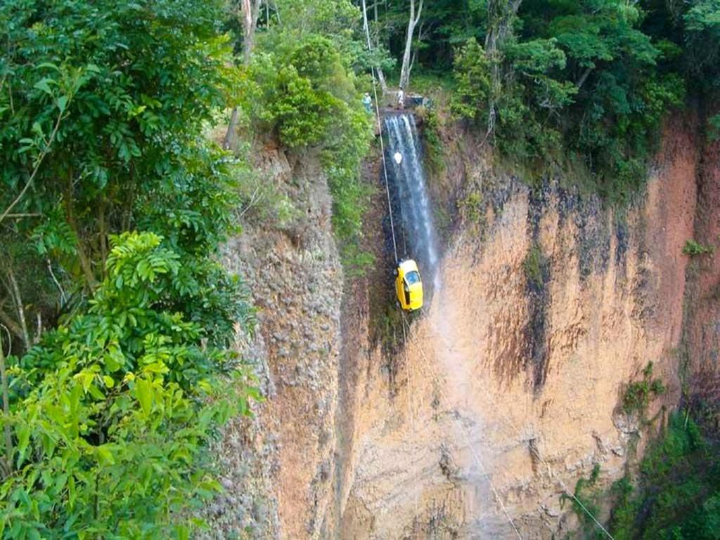Cachoeira Saltão | Cachoeira Saltão em Brotas